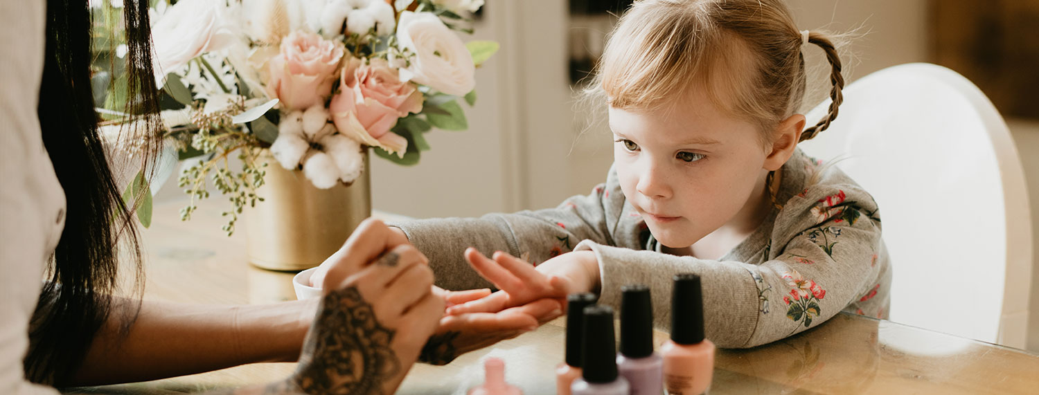 Manicures for Kids